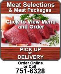 Order Meat Selections